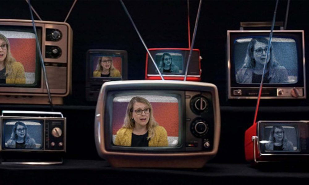 Schramböck im ORF