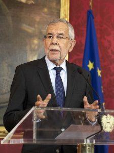 Bundespräsident Van der Bellen - Foto: BKA